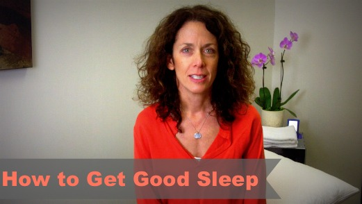 How to get good sleep