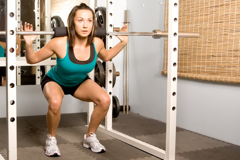 how to make a woman squat